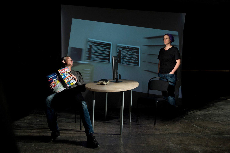 theaterachse fangnetz 5 - Newsletter