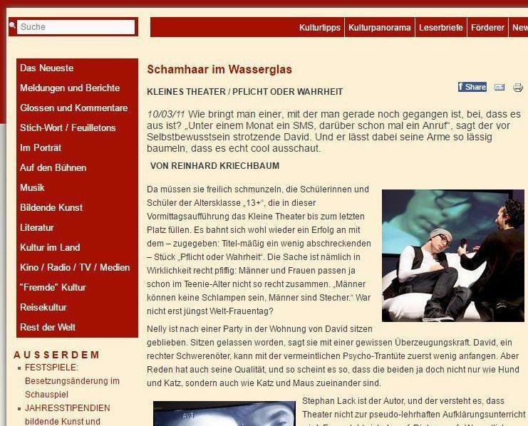 drehpunktkultur schamhaar im wasse IS959x1544 e1463943682768 - Pressekritik zu 'Pflicht oder Wahrheit'