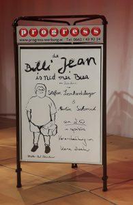 """plakatpreis02 195x300 - Juhu!! Das Plakat """"da Billi Jean is ned mei Bua"""" hat den 3. Platz beim #Kulturplakatpreis gewonnen!"""