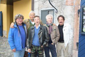 polt 1 300x200 - Gerhard Polt und die Well-Brüder zu Besuch im kleinen theater