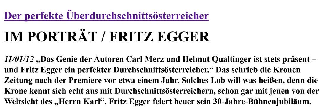 20180111 fritzegger drehpunkt 01 - Der perfekte Überdurchschnittsösterreicher - DrehPunktKultur vom 11.01.2018
