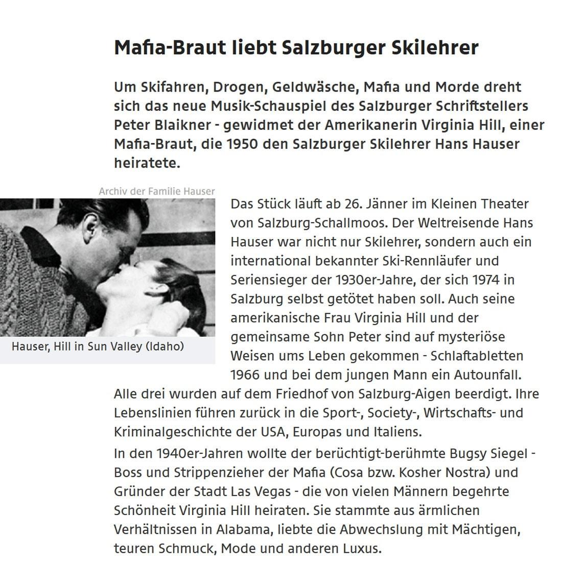 20180126 virginiahill orf 01 - Mafia-Braut liebt Salzburger Skilehrer - salzburg.orf.at vom 26.01.2018