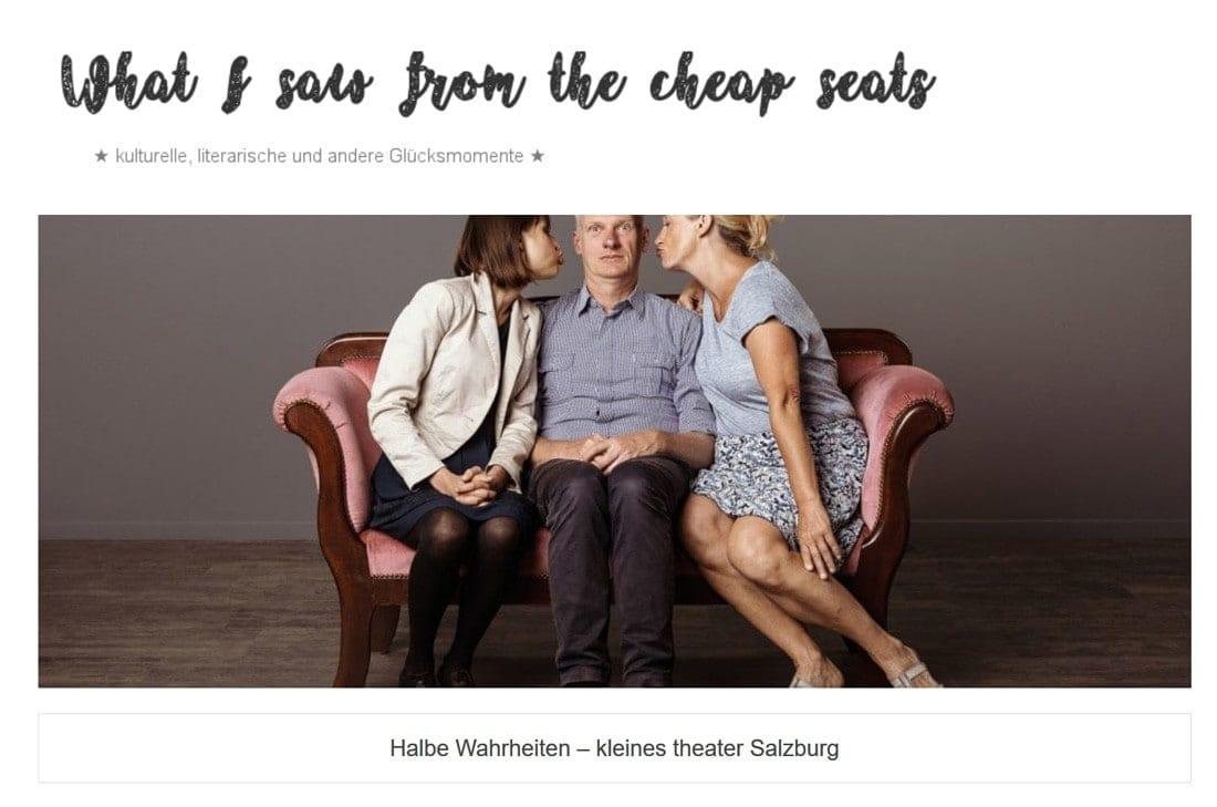 2018 10 26 halbe wisftcs 01 - DER RITT AUF DER HUMORKUGEL. - What I saw from the cheap seats vom 26.10.2018