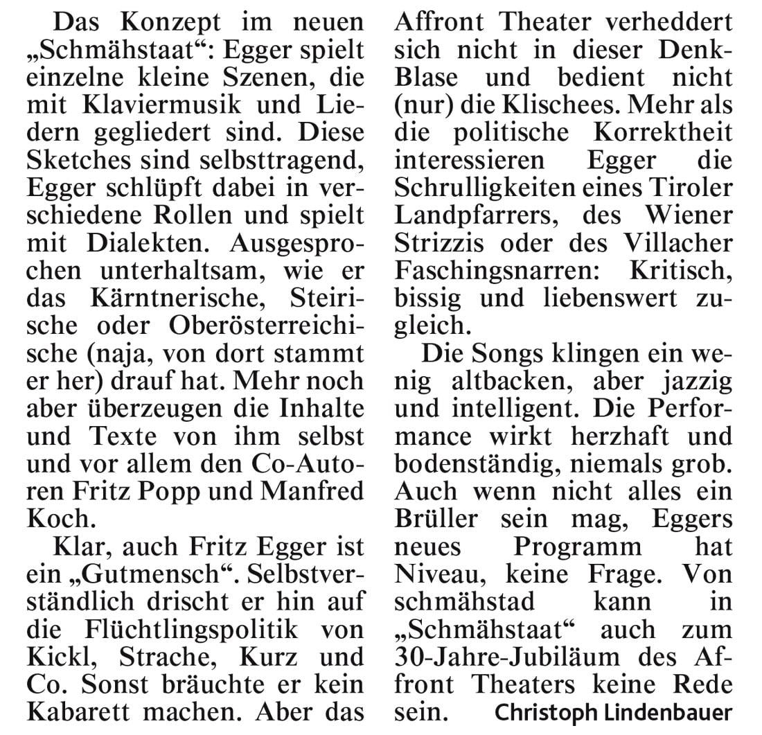 20190225 KRI Krone Schmaehstaat 02 1100x1061 - Nicht schmähstad! - Krone vom 24.02.2019