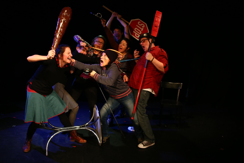 Kampf Der Theatertitanen Kleines Theater Versus Off Theater