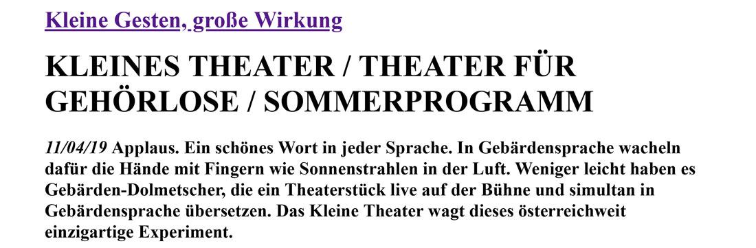 20190411 BER dpk PressegespraechApril 1 - Kleine Geste, große Wirkung - Drehpunktkultur vom 11.04.2019