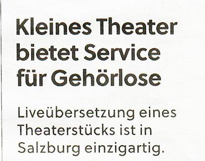 20190412 BER SN Pressegespraech 01 - Kleines Theater bietet Service für Gehörlose