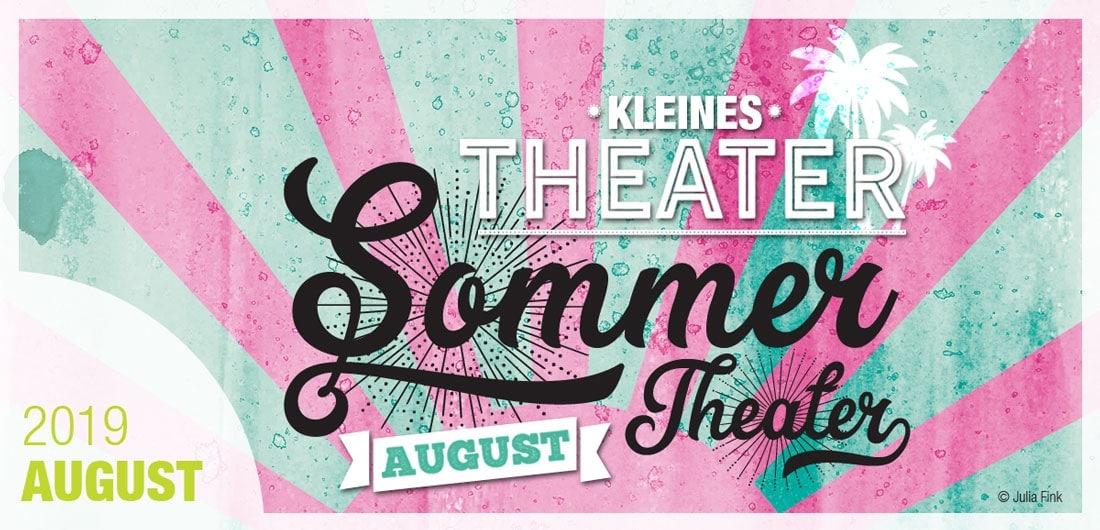 vorlage Sommertheater - Vorwort Programm August 2019