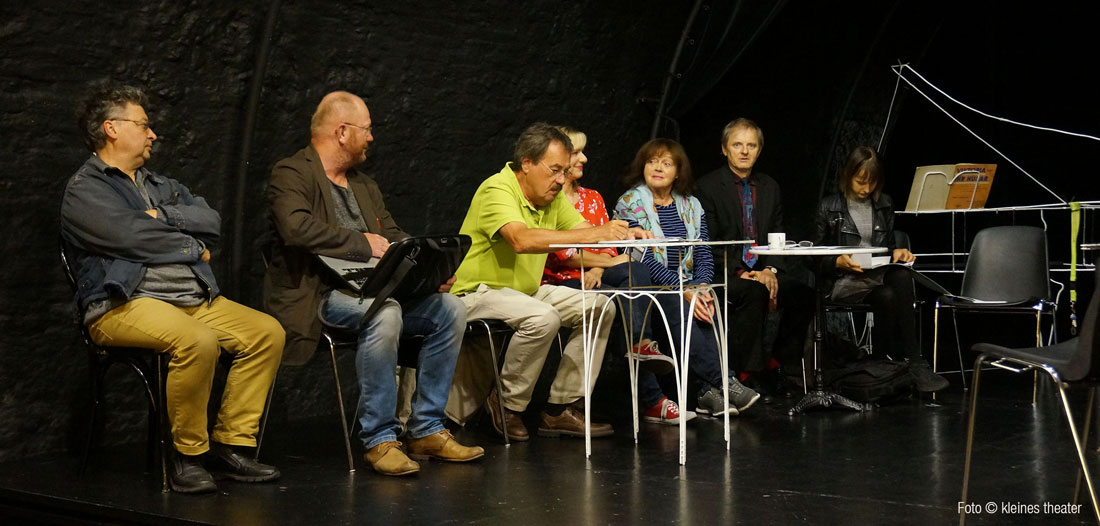 PK 09 19 - Pressetext kleines theater, 17. September 2019