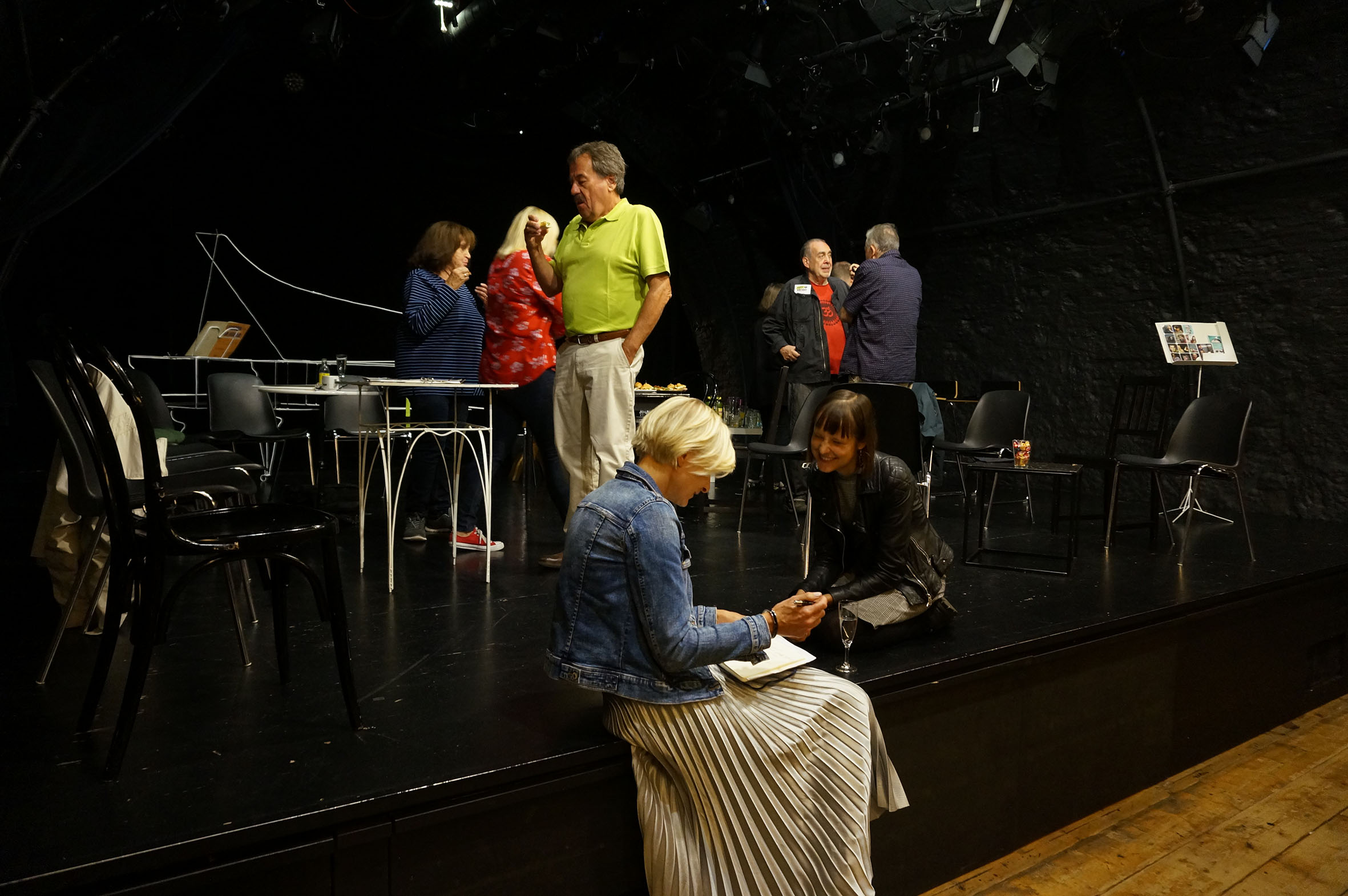 PK 09 19 04 - Pressetext kleines theater, 17. September 2019