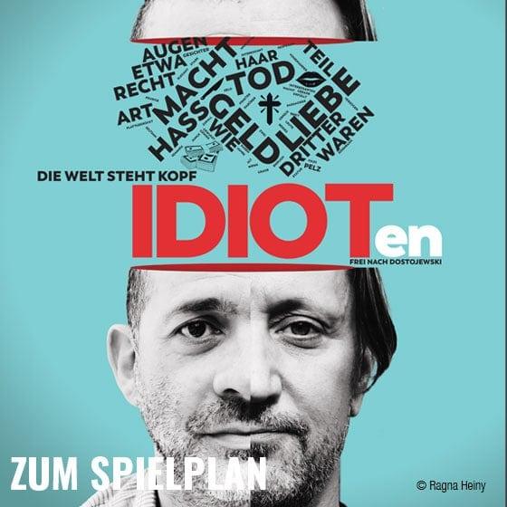 idioten spielplan 01 - Unsere Philosophie