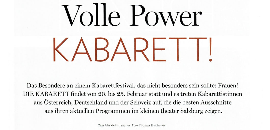 20200130 INT look diekabarett 01 - Volle Power Kabarett! - look! vom 30.01.2020